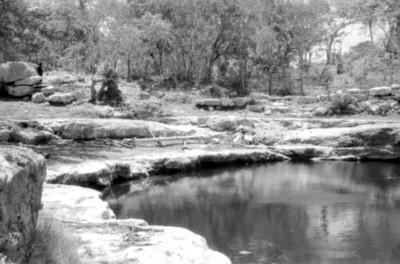 Cenote en nombre maya Xlacah