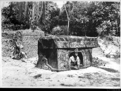 Altar, monumento 4, La Venta