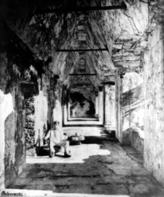 Interior de El Palacio