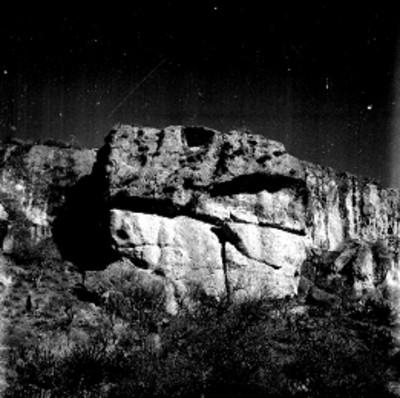 Vista parcial de la Mesa Caballito Blanco
