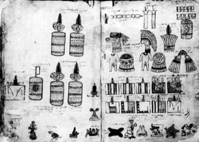 Láminas 25 y 26 de la Matrícula de Tributos