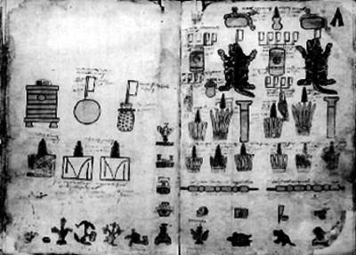 Láminas 23 y 24 de la Matrícula de Tributos