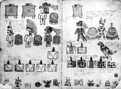 Láminas 9 y 10 de la Matrícula de Tributos