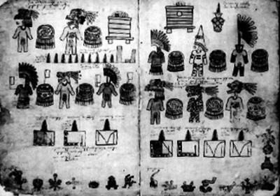 Láminas 7 y 8 de la Matrícula de Tributos