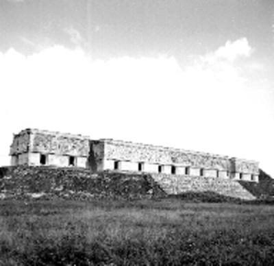 Palacio del Gobernador, fachada