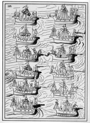 Lámina 118 del Códice Florentino