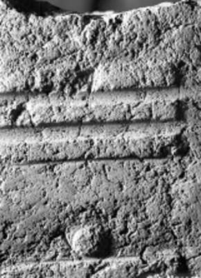 Estela C de Tres Zapotes, acercamiento
