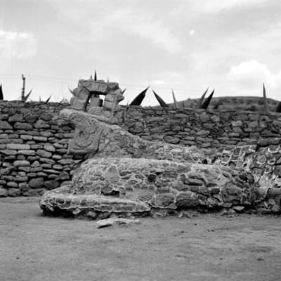 Xiuhcóatl de Tenayuca