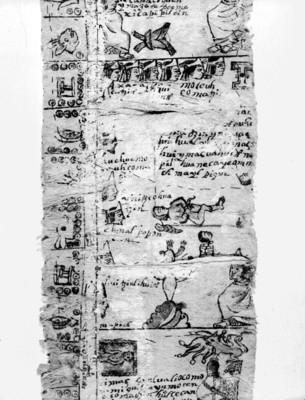 Códice Moctezuma, vista