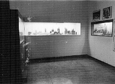 Exhibición de cerámica y escultura de las culturas del Golfo, Museo de Villahermosa