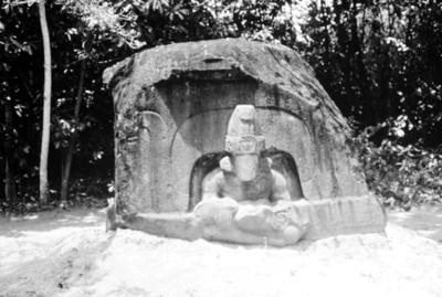 Vista frontal del Altar 5