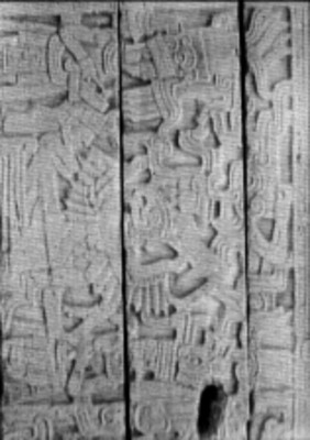 Altar del Edificio 4 de El Tajín