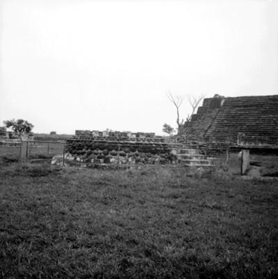 Adoratorio del Templo de las Chimeneas