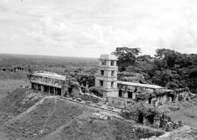 Edificios del Conjunto de El Palacio, vista general