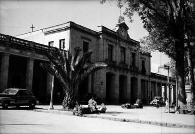 """""""Palacio Municipal de Tlalpan"""", fachada"""