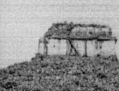 Facha posterior del Templo el Conde