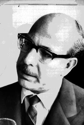 Fernando Benítez, escritor y periodista, retrato