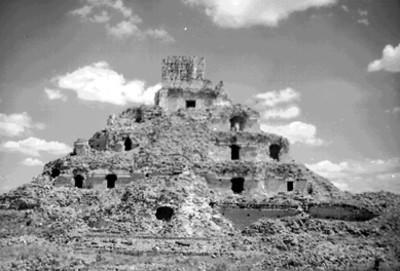 La Pirámide Principal de Edzná