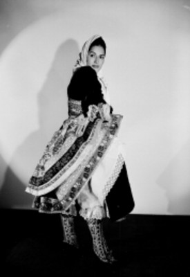 Lupe García Soler, bailarina