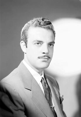 Eduardo Fajardo, actor, retrato