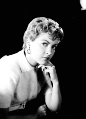Maricruz Olivier, actriz de telenovelas