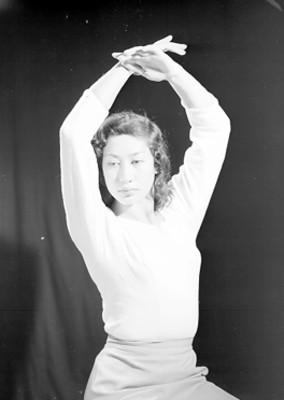 Alma Rosa Martínez, bailarina