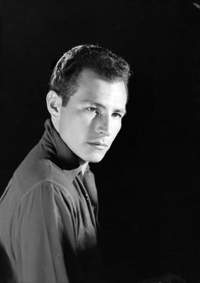 El actor Jorge Gallardo