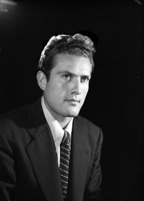 Antonio Gama, retrato del actor
