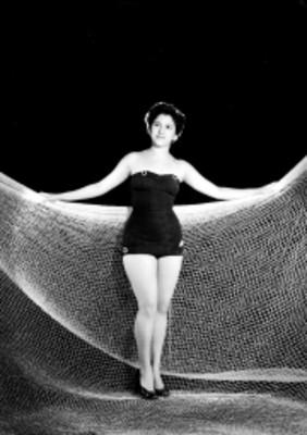 Dinan Rodríguez, actriz
