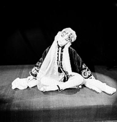 Rosa Reyna, bailarina