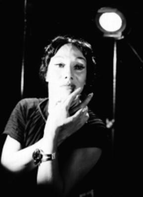 Stella Inda, retrato de frente