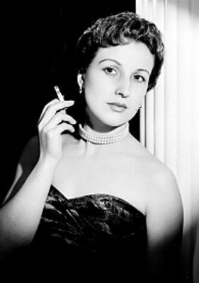 Beatriz María Campos, actriz