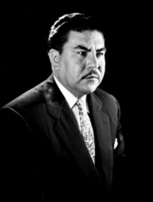 Mario Colín, retrato