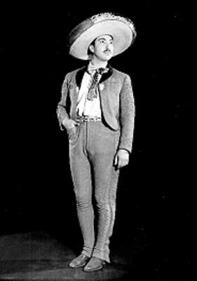 E. Vázquez, cantante