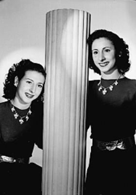 Hermanas Arreola, cantantes
