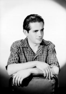 Eduardo Vargas, actor, retrato