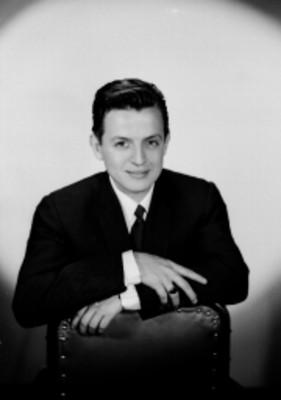 Sergio Elizondo, actor, retrato