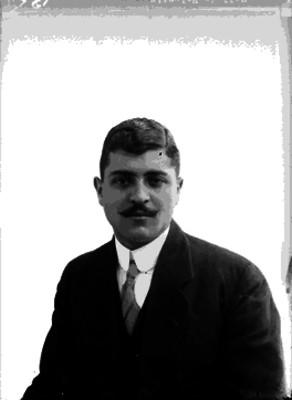 Valentín Callejo, retrato