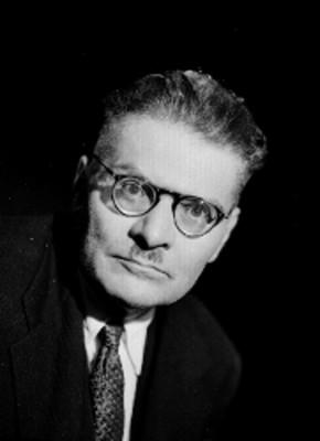 Jose Clemente Orozco, retrato
