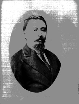 Francisco Cantón, general, retrato
