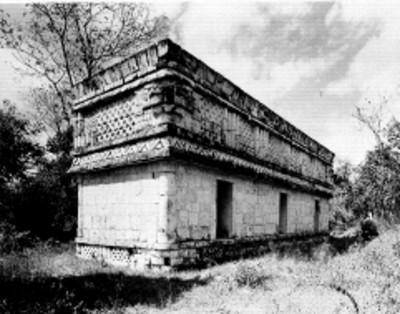 Templo del viejo Chichén Itzá
