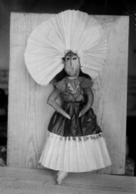 Muñeca tehuana