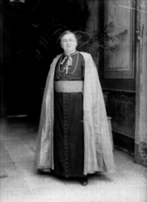 Cardenal Ernesto Pilippi, retrato
