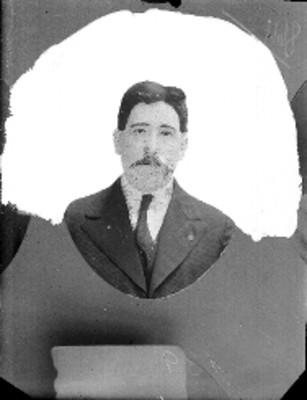 Manuel Aguirre Merlanga, retrato