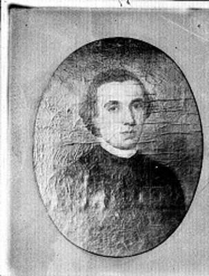 """""""Francisco Javier Clavijero"""", retrato"""