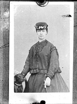 Agnes le Clerq, retrato