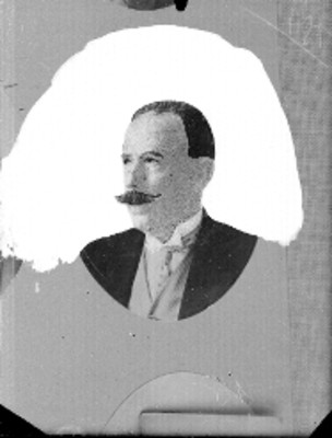 Manuel Amaya, retrato