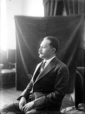 José Vasconcelos, retrato