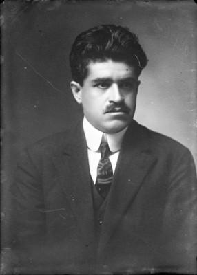 Antonio Caso, retrato