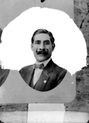 José Ruiz, retrato